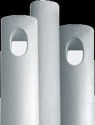 Стаканы для установок непрерывной разливки стали