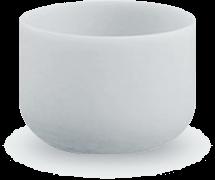 Круглые тигли из кварцевой керамики